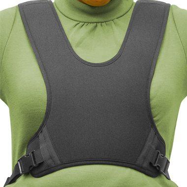 30589 30590 30591 30592 30593 Comfort Fit Wheelchair Vest, Full Shape